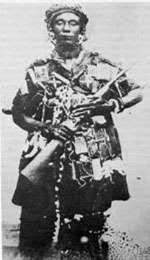 Yaa Asantewaa (mid-1800s-1921) •