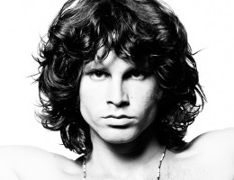 Jim Morrison on the Male Body