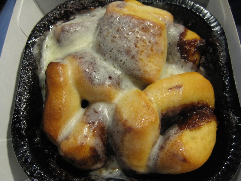 Review: McDonald's - Cinnamon Melts | Brand Eating