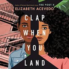 Amazon.com: Clap When You Land (Audible Audio Edition): Elizabeth Acevedo,  Elizabeth Acevedo, Melania-Luisa Marte, Quill Tree Books: Audible Audiobooks
