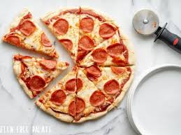 Gluten-Free Pizza Crust – No knead and perfect every time!